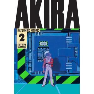 Akira, ed. Original nº 02
