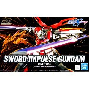 HG SWORD IMPULSE GUNDAM 1/144