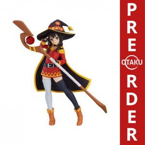 KonoSuba Estatua - Pop Up Parade Megumin