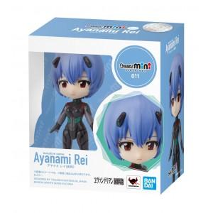 Evangelion: 3.0+1.0 - Figuarts mini Rei Ayanami