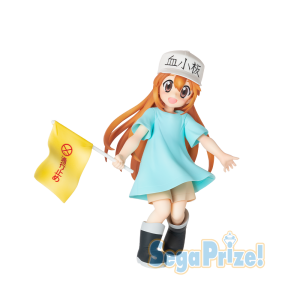 Hataraku Saibou (Cells at Work!) - Platelet PM Figure