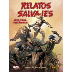 Biblioteca Relatos Salvajes 2