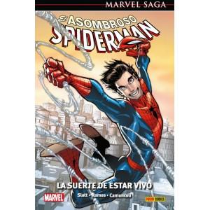 Marvel Saga nº 105. El Asombroso Spiderman 46: La Suerte de Estar Vivo