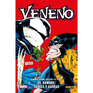 100% Marvel HC. Veneno: El Hambre / Fauces y Garras
