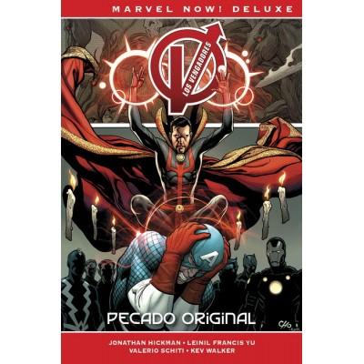 Marvel Now! Deluxe. Los Vengadores de Jonathan Hickman nº 07