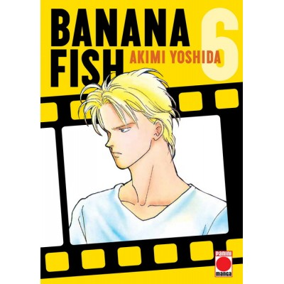 Banana Fish nº 06