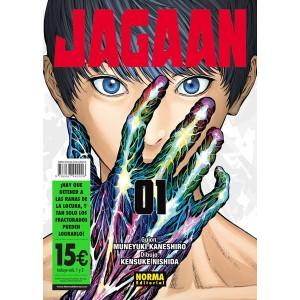 Jagaan Pack de Iniciacion nº 01/02