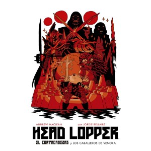 Head Lopper 3. El Cortacabezas Y Los Caballero de venora