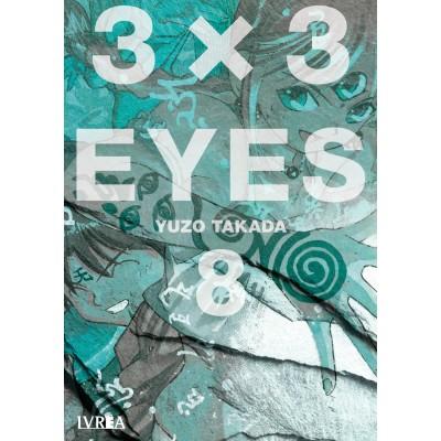 3x3 Eyes nº 08