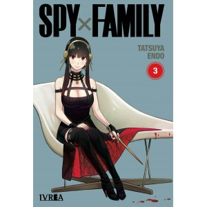 Spy X Family nº 03