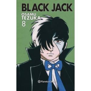 Black Jack nº 08 (Nueva edición)
