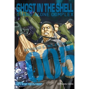 Ghost in the Shell: Stand Alone Complex nº 05