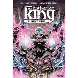 (KARRAS) The Barbarian King 2. El Rey Caido