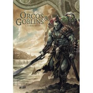 Orcos y Goblins 01: Turuk / Myth