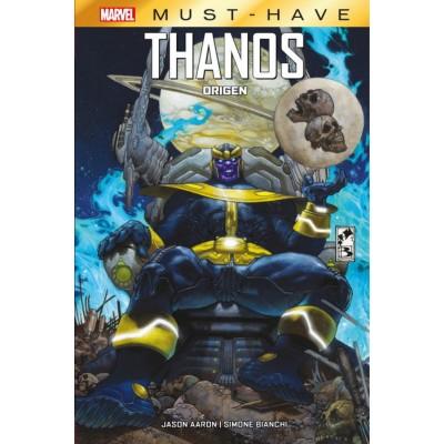 Marvel Must-Have. Thanos. Orighen