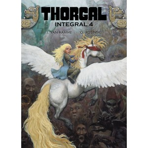 Thorgal Integral nº 04