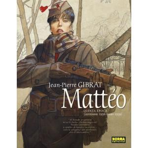 Mattéo. Quinta Época: Septiembre 1936 - Enero 1939