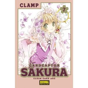 CardCaptor Sakura Clear Card Arc nº 07