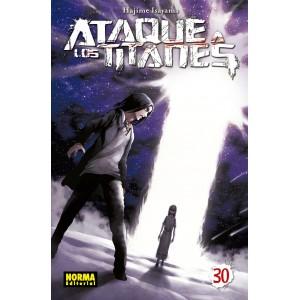 Ataque a los Titanes nº 30