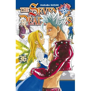 The Seven Deadly Sins nº 36