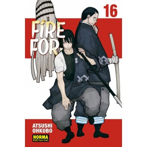 Fire Force nº 16