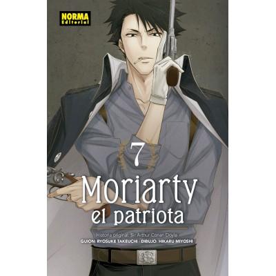 Moriarty, el patriota nº 07