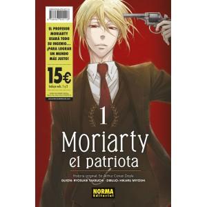Moriarty, el patriota Pack de Iniciación n 01 y nº 02