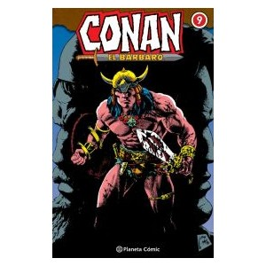 Conan el Bárbaro (Integral) nº 09