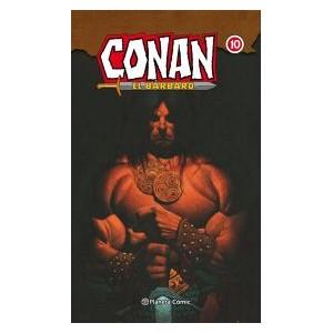 Conan el Bárbaro (Integral) nº 10
