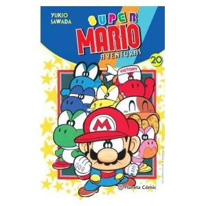 Super Mario Aventuras nº 20