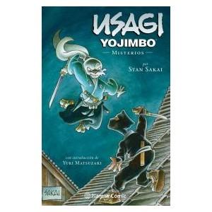 Usagi Yojimbo nº 32 - Misterios
