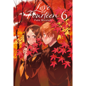 Love at Fourteen nº 06