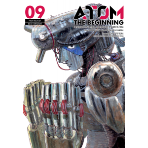 Atom: The Beginning nº 09
