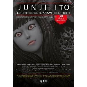Junji Ito: Estudio desde el abismo del terror (Portada Provisional)