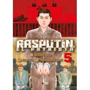 Rasputin el Patriota nº 05 (Portada Provisional)
