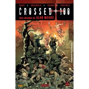 Crossed + 100 nº 04. Mimic