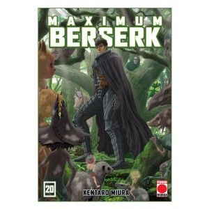 Berserk Maximum nº 20