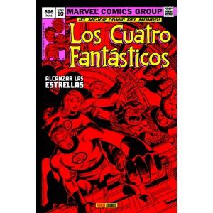 Los 4 Fantasticos. Alcanzar las Estrellas (Marvel Gold)