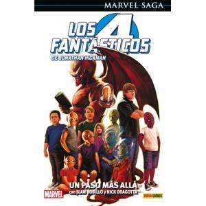 Marvel Saga nº 104. Los 4 Fantásticos de Jonathan Hickman 7 Un Paso más Allá
