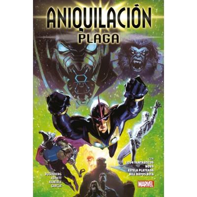 100% Marvel HC. Aniquilación: Plaga