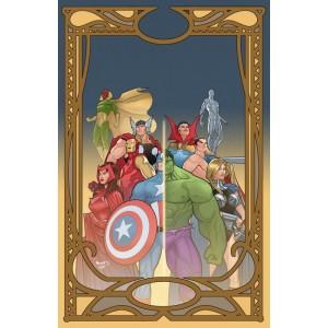 Héroes Marvel - Los Vengadores / Los Defensores: Tarot