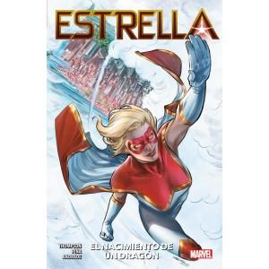 Héroes Marvel - Estrella: El nacimiento de un dragón