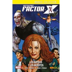 Marvel Collection. Investigaciones Factor-X nº 03
