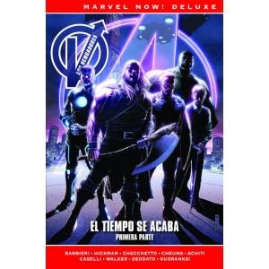 Marvel Now! Deluxe. Los Vengadores de Jonathan Hickman nº 08