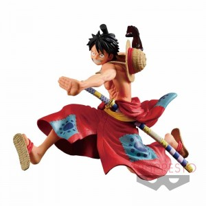 One Piece - Battle Record Collection Monkey D. Luffy