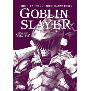 Goblin Slayer Novela nº 04