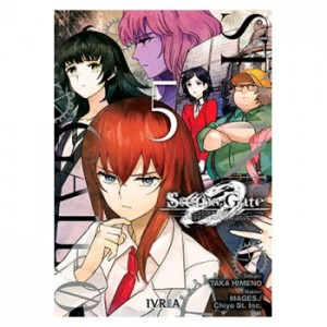 Steins Gate Zero nº 05