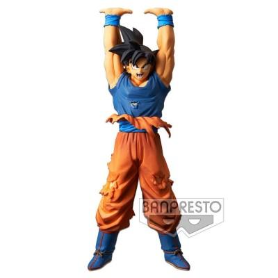 Dragon Ball Super - Scultures Son Goku Give Me Energy Spirit Ball Special (Genkidama)
