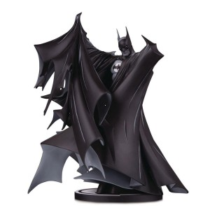 Batman Black & White Estatua Batman by Todd McFarlane