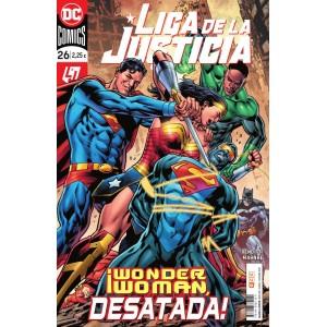 Liga de la Justicia nº 104/ 26